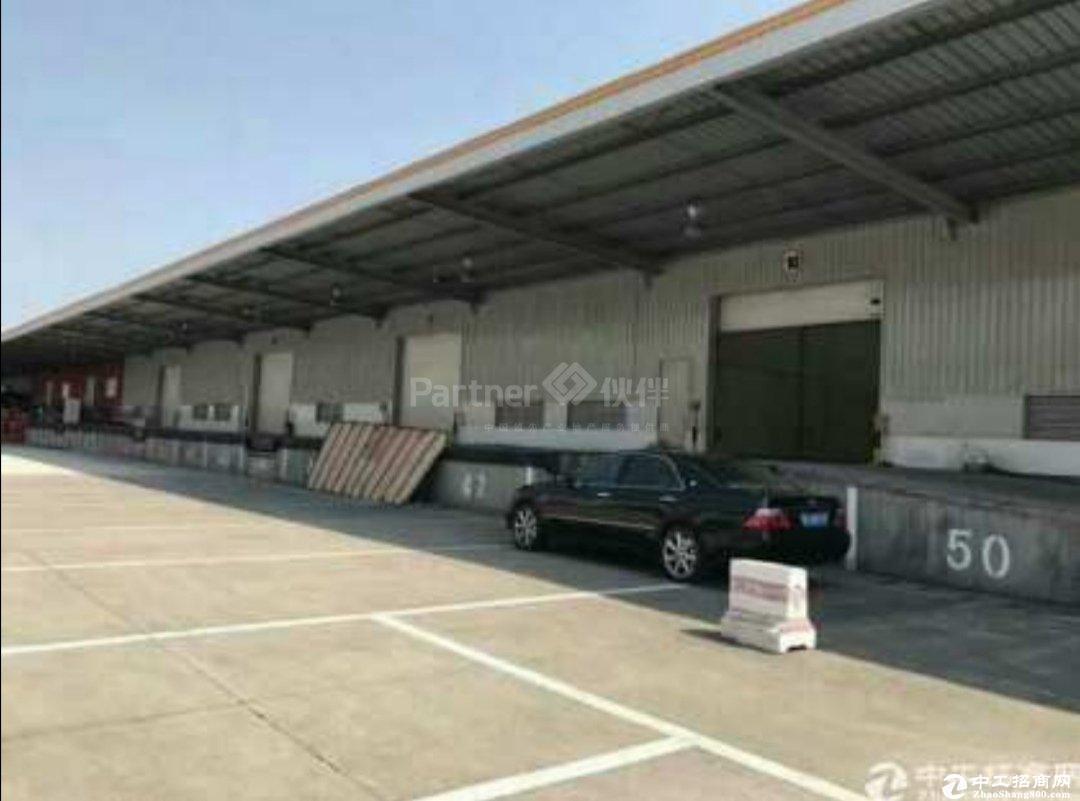 西丽新出火车站双边卸货台物流仓库8000平特价出租