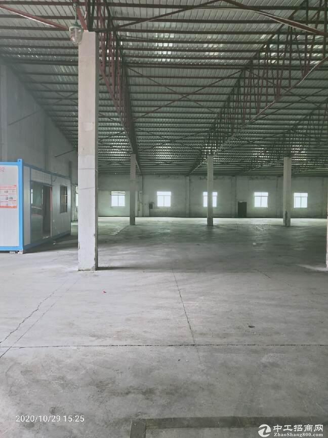 南山独院钢结构厂房7000㎡招租可做仓库物流配送等行业