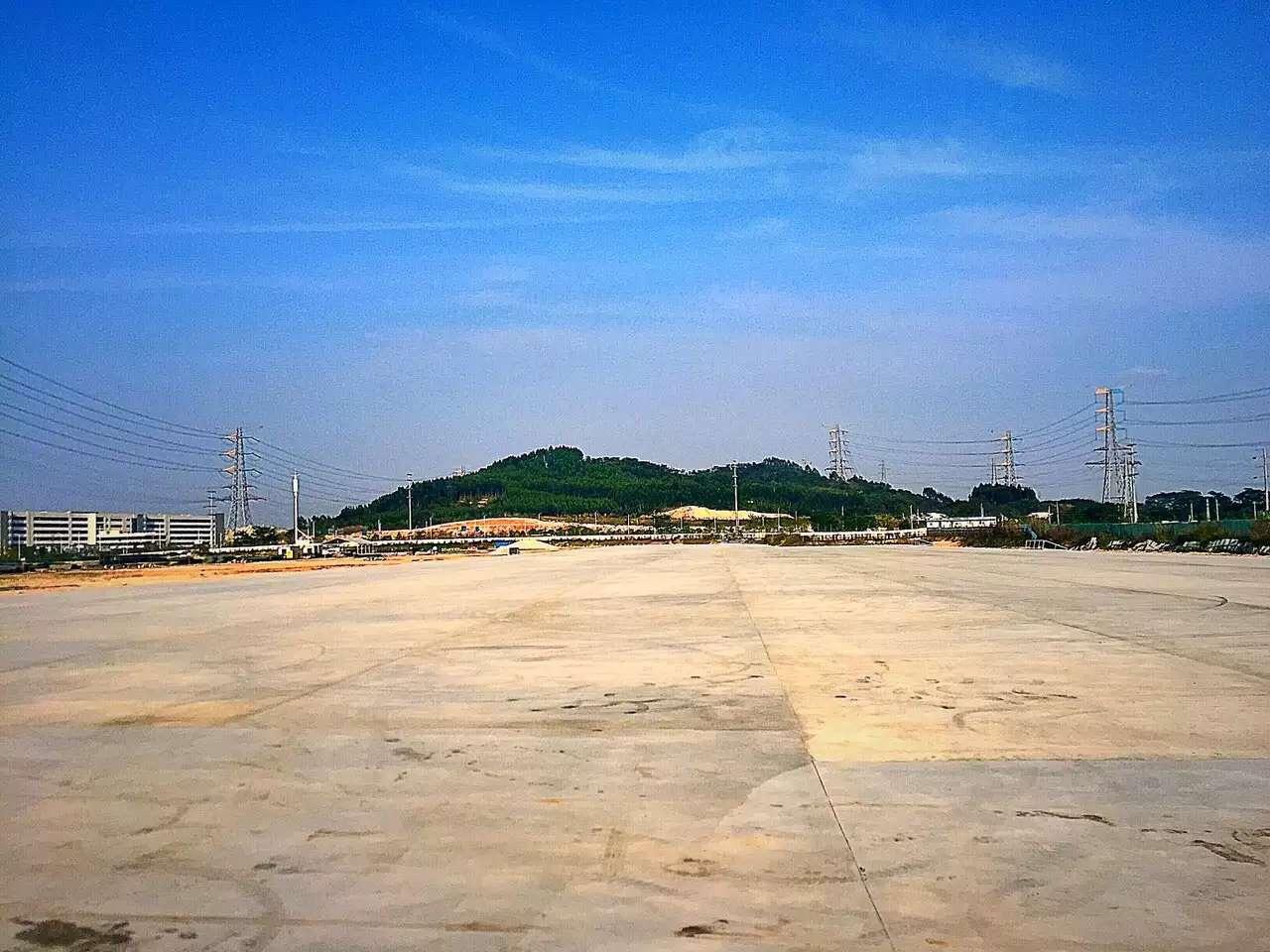 固安县工业用地