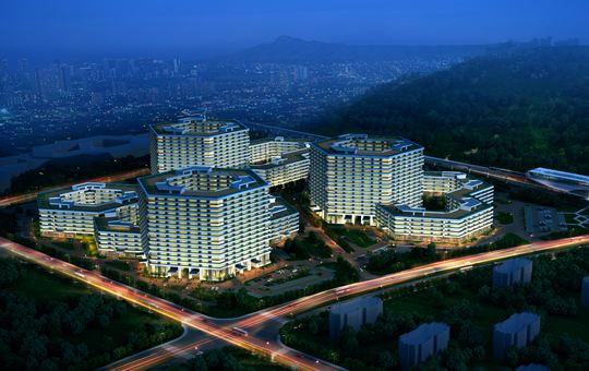 广州天河外青创意工业园