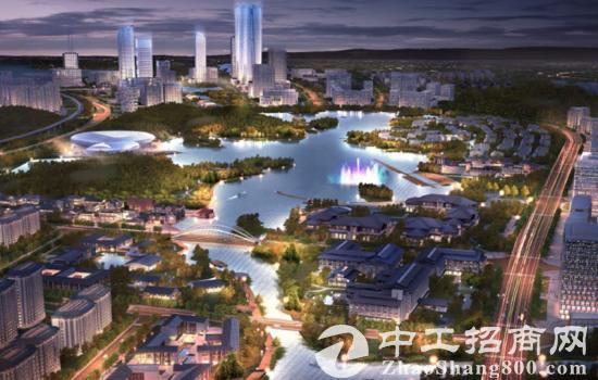 安徽马鞍山和县产业园65亩工业土地出售