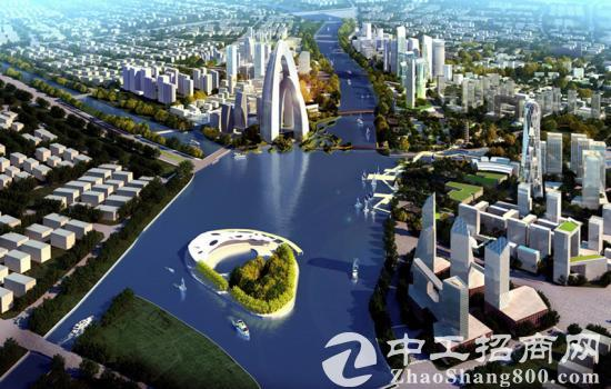 无锡崇安山东工业园48000㎡土地招商