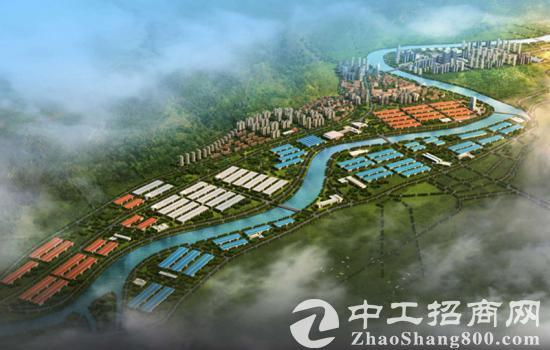 180亩工业土地,政府招商引资土地,手续齐全