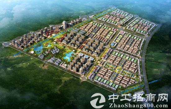 上海周边90亩土地出售 交通便利 仓储物流行业优先