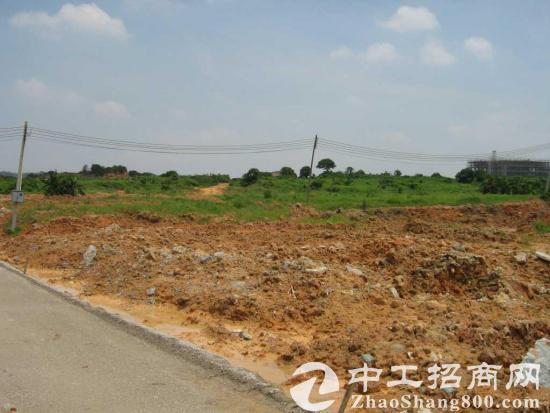 中堂镇50亩工业用地出售,政府招商引资项目