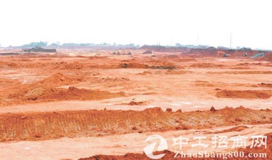 南京站21公里处 工业土地出售每亩6万  20亩起步