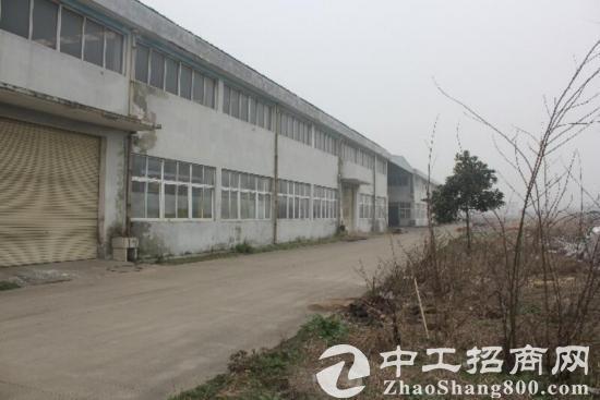 合肥周边 出售占地面积30亩的工业园土地