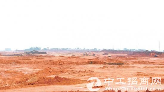 六安杭埠汽车零部件产业集群用地出售
