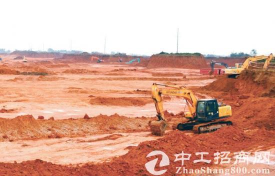 南京周边国有土地,来安汊河工业区土地招商