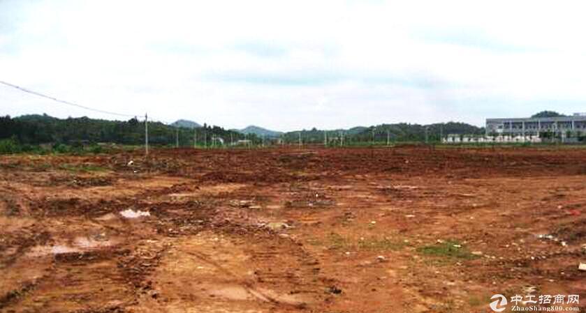 [土地招商] 湖州德清县新出25亩工业用地