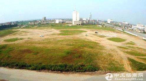 杭州周边一手红本工业用地25亩招商