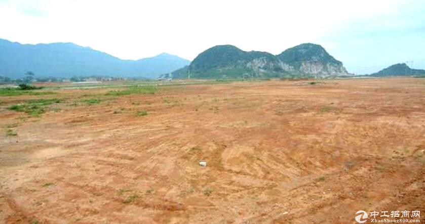 杭州周边 临杭工业区有土地招商  手续齐全三通一平
