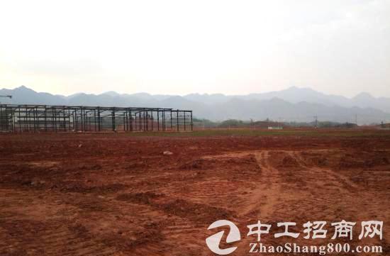 杭州临杭工业区45亩一手红本土地招商