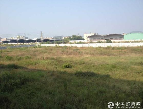 武汉新洲区问津开发区30亩工业用地出售