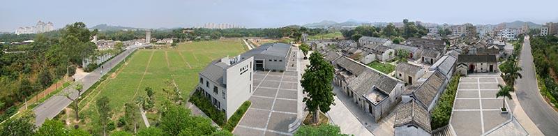 龙华新区文化产业园:观澜版画基地