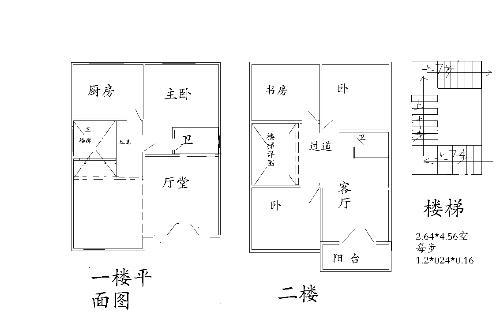 2014最新款农村房子设计及图纸