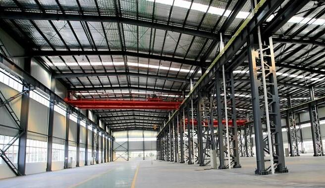 """降低钢结构厂房造价的两个关键""""点"""""""