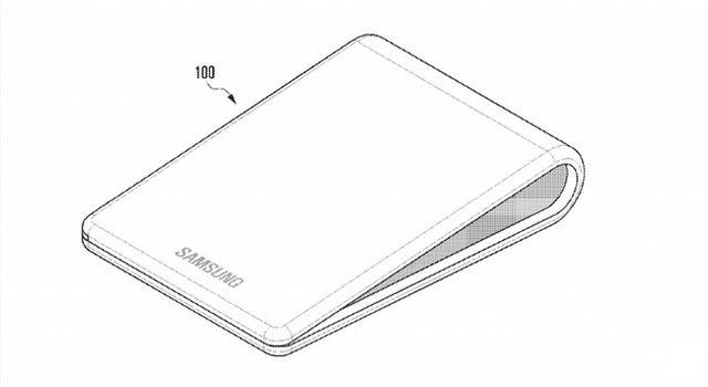 型号曝光  三星将推全球首款可折叠屏幕手机