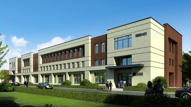 唐山国际企业港积极推进标准厂房建设 着力打造聚合高端制造基地