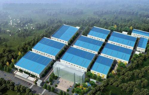 汉阴县迎难而上向空借地 建设40万平方米标准厂房