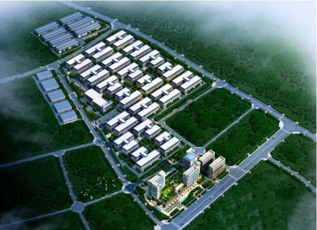 新塍镇牵头14个薄弱村联建标准厂房 以期解决部分村经济薄弱问题