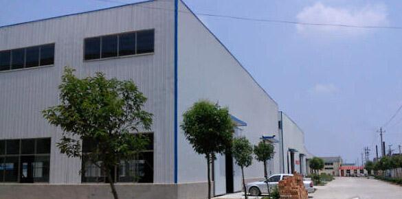 盐东镇建设标准厂房 打造科技生态新城