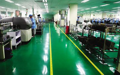 东莞转型升级另辟蹊径 常平科技园旧厂房焕新机