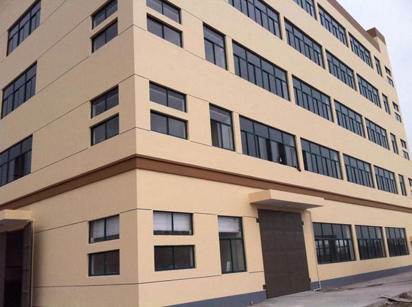 标准框架厂房