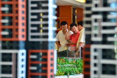 截至3月底 全市商品房住宅47143套