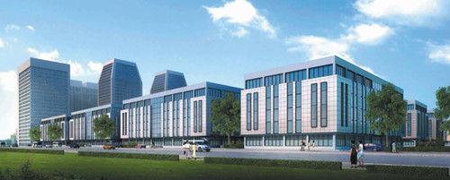 合肥高新区杨林标准化厂房项目开工建设