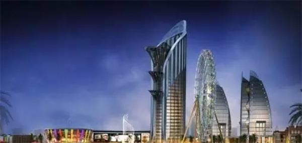 中国南亚时尚着装工业小镇