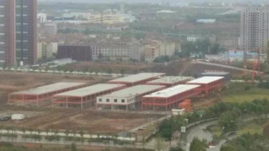 陕西西安曲江新区60亩土地出租