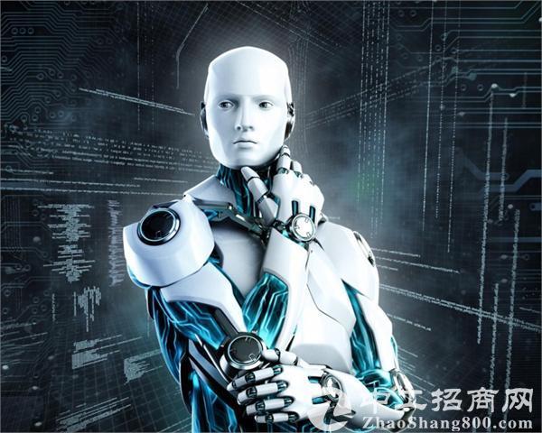 干货!2017年中国工业机器人产业市场报告