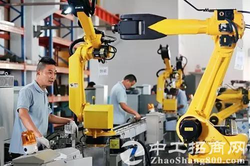 564亿产值?工业机器人为何在深圳能飞速发展?
