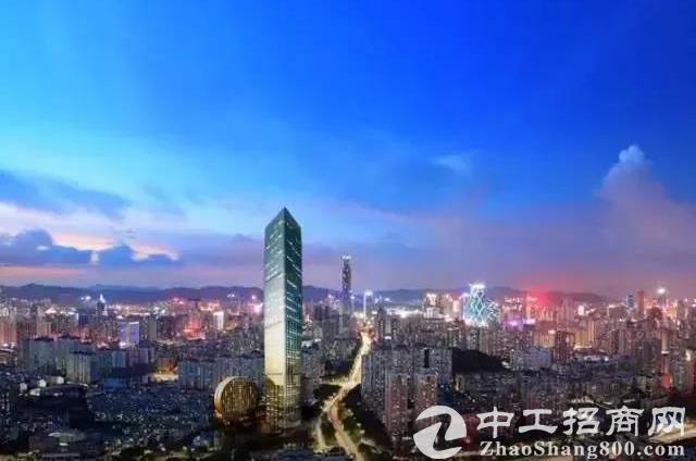"""深圳发展划新""""重点""""!17个区域昭示着深圳的未来"""