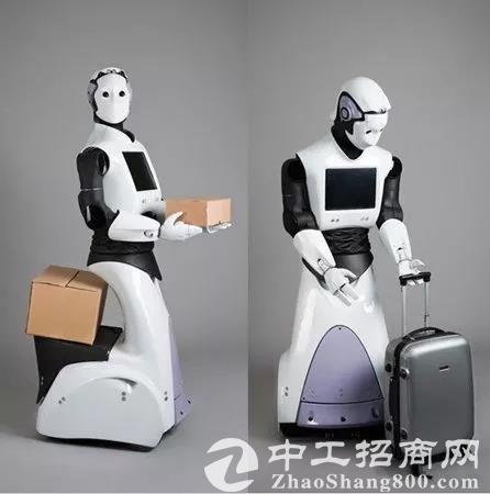【TOP榜】2018年中国科技机器人企业排行榜 TOP 20