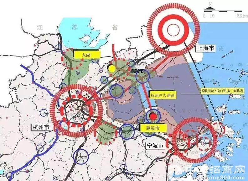 商机|5年投资1万亿!浙江大湾区潜力无限