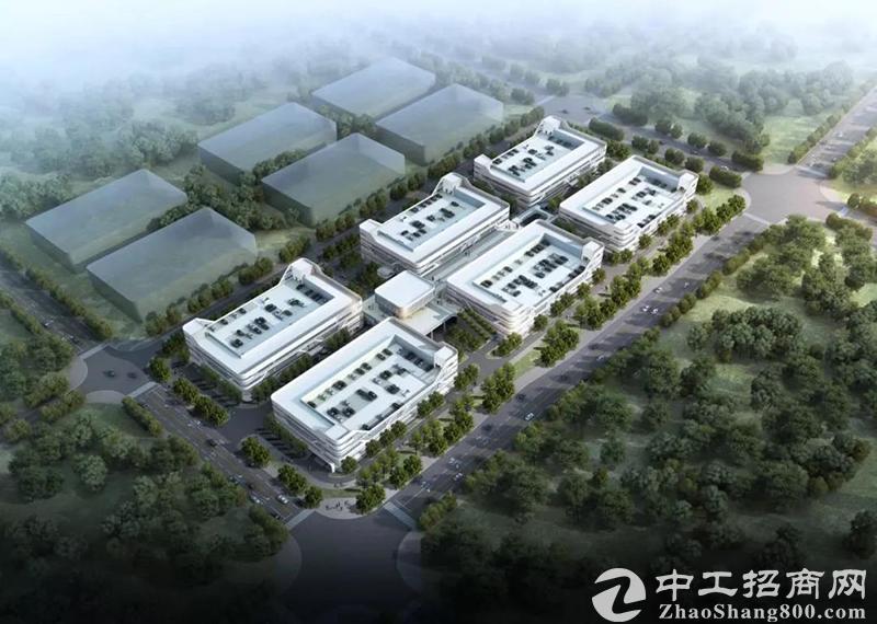 【新盘亮相】粤海装备技术产业园:湾区新兴高端装备制造业中心