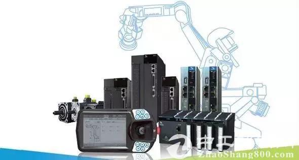 【产业榜】国内外工业机器人控制器TOP榜
