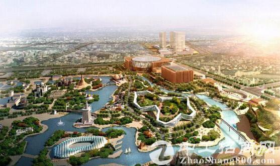 玉林市工业园区发展探访:产业升级 新城崛起