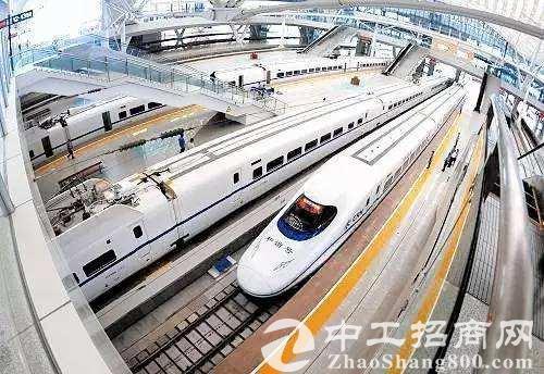 广深港高铁串联创新产业带广深莞佛超前布局