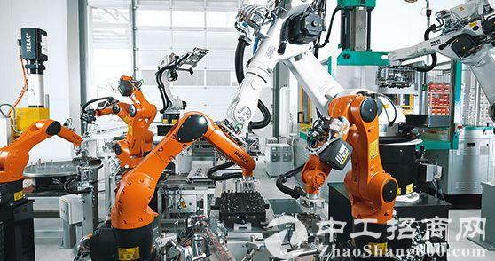 """工业机器人""""四大家族""""中3家企业落户重庆两江新区"""