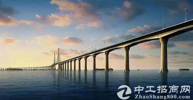 【湾区利好】港珠澳大桥能带动珠海吗?