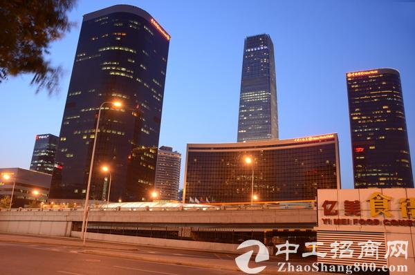 【写字楼资讯】高标准发展北京CBD打造国际一流商务中心区