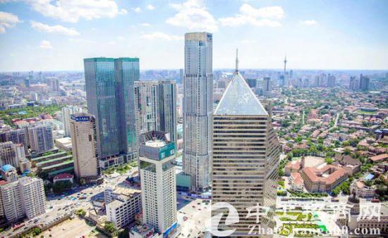 天津楼宇经济峰会:城市经济社会发展新引擎