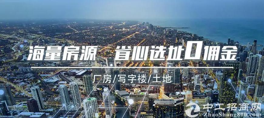 【选址易】伙伴集团2019全新推出企业选址服务平台!