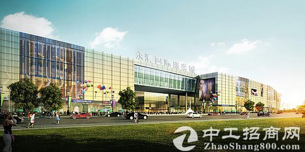 政策助力大红门正式签约入驻永清打造服装产业集群