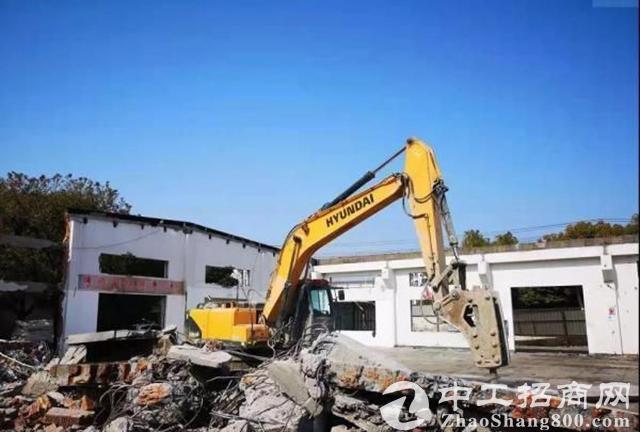 又一村级工业园启动拆除!相城这项工作已腾出土地5000亩