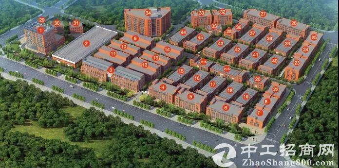 【新盘亮相】重庆九龙坡森迪时代产业基地隆重招商
