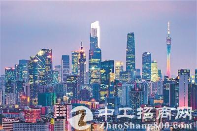 企业投资首选地广州市招商巨头多